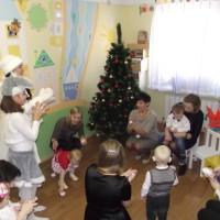Новый год 2015 для малышей