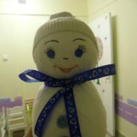 Снеговики для Андрюши